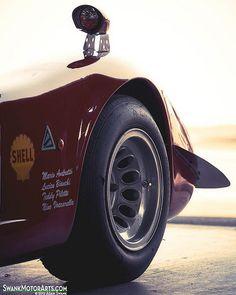 1968 Alfa Romeo T33/2 Daytona