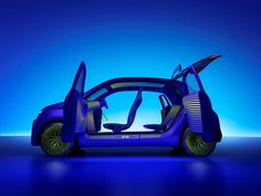 Twin'Z Concept / Ross Lovegrove & Renault