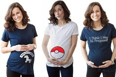 Spice up the #maternity wear with super soft and amusing Maternity #Tees by CrazyDog T-Shirts! With playful designs and sayings show everyone your sense of humor about being #pregnant and they're also a fun way to announce your joyful news. Choose from 25 clever sayings today at a steal >>> BabySteals.com  #babysteals #newborn #baby #infant #maternity #newmom #momlife #fashion #style #trend