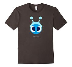AntShares ANS T-Shirt - Blockchain & CryptoCurrency Shirt