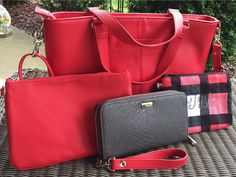 RED!! Miles of Style in Very Cherry Pebble, Rubie Mini in Very Cherry, All About…
