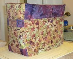 - Sewing Machine Cover
