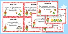 Some lovely superhero themed challenge cards tailored to use within your continuous provision areas, simply laminate and provide as prompts for staff and children alike during choosing time/ free play. Challenge Cards, Challenge Ideas, Maths Eyfs, Numeracy, Superhero Ideas, People Who Help Us, Maths Area, Display Boards, Super Heros