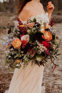 Wildflower Wedding Bouquets Not Just For The Country Wedding ❤︎ Wedding planning ideas & inspiration. Wedding dresses, decor, and lots more. wedding inspiration 33 Wildflower Wedding Bouquets Not Just For The Country Wedding Fall Bouquets, Fall Wedding Bouquets, Fall Wedding Flowers, Floral Wedding, Fall Flowers, Autumn Wedding Decorations, Tulle Wedding, Wedding Flower Hair, Autumn Wedding Colors