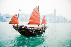 CHINESE JUNK BOATS | Junk: Traditional Chinese Boat » RenLok