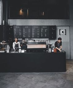Home Decoration Sale Clearance Product Coffee Bar Design, Coffee Shop Interior Design, Restaurant Interior Design, Coffee Shop Counter, Coffee Shop Bar, Coffee Shops, Industrial Coffee Shop, Coffee Shop Aesthetic, Cafe Shop Design