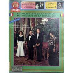 Point De Vue Images Du Monde N° 1838 Du 21/10/1983 - Margriet Des Pays-Bas Ambassadrice De La Couronne. Voyage En Belgique Du President Mitterrand. Baudouin Et Fabiola.