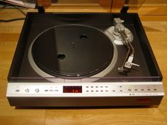 Optonica RP 9100 Automatic Track Selecting Turntable