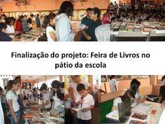 Sala de Leitura - Diretoria de Ensino de Araraquara - Município de Araraquara - Escola Pedro José Neto.