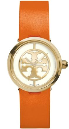 cute Tory Burch leather watch http://rstyle.me/n/raup9r9te