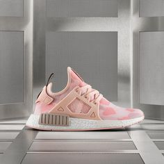 #NMD XR1 W. Available in pink and blue colourways in women's sizes globally November 25th and in the US December 22nd.