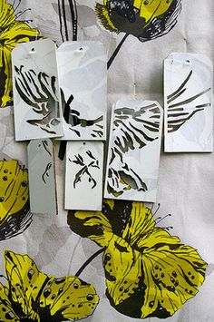 Grace Taylor - BA (Hons) Textile Design 2011 Central Saint Martins College of Arts & Design
