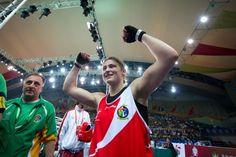 International athletes to watch -Katie Taylor, Ireland, boxing