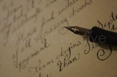 letter by AleNuCreative