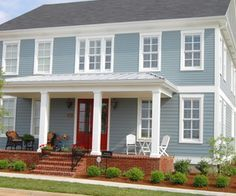 Best Of Outdoor Paint Color Schemes
