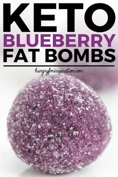 Healthy Keto Blueberry Fat Bombs Healthy Blueberry Keto Fat Bombs – No Food coloring or Photoshop used, only natural blueberry goodness. Super Easy Keto Snacks Idea – one fat bomb only has net carbs. Ketogenic Recipes, Ketogenic Diet, Diet Recipes, Ketogenic Supplements, Soup Recipes, Protein Snacks, Keto Snacks, Keto Desserts, Dessert Recipes