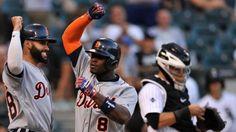 MLB Gamecast - Tigers vs White Sox.  Tigers 5 - White Sox 3