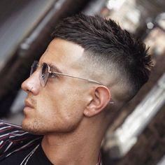 Best Short Hairstyles For Men - Best Short Haircuts For Men: Cool Short Hairstyles For Guys, Popular Men's Haircuts For Short Hair styles for men Popular Mens Haircuts, Cool Mens Haircuts, Best Short Haircuts, Men Haircut Short, Barber Haircuts, Short Men, Fade Haircut, Popular Hairstyles, Mens Crop Haircut