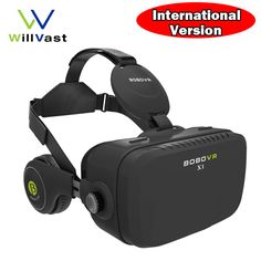 e00f0f26a4f 2017 New Bobovr All in one VR Helmet Glasses Octa-Core Virtual Reality  Glasses with Headphone Muti-language HDMI - Mens  Toys Online