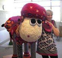 Introd-ewe-cing Woolly Wonderland! | Shaun in the City