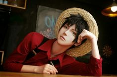 #Luffy #Cosplay