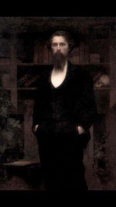 Giuseppe Pellizza da Volpedo (Italian, 1868-1907). Self Portrait