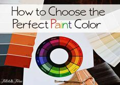 How To Choose The Perfect Wall Color