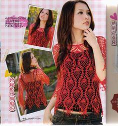 louca por linhas - crochet e patchwork: Sobreposição