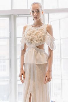 Houghton NYC - fashion for the independent, free spirited, fashion loving bride. Soon to be stocked at Miss Bush Bridal in Surrey. Photography by Georgina Harrison for Love My Dress.