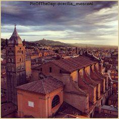 Panoramiche prospettive bolognesi.