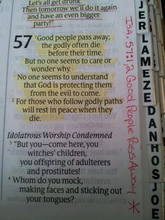"""Never knew that when people say """"the good die Young"""" was kind of right. Prayer Scriptures, Bible Prayers, Prayer Quotes, My Prayer, Bible Verses Quotes, Faith Quotes, Spiritual Quotes, Prayer Room, Quotes About God"""