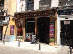 Venta El Buscón en Madrid, Madrid