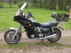 1982 honda cb 750 windjammer - Google Search