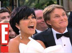 Kris Jenner and Bruce Jenner.