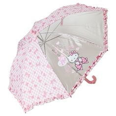 Hello Kitty umbrella (check) Sanrio online shop - official mail order site