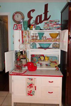 hoosier cabinet - Bing Images