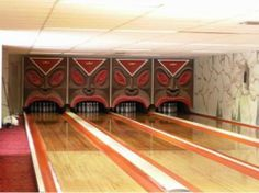 How incredible are these lanes!?