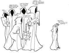 frodo the ringwraith by ~kishokahime on deviantART