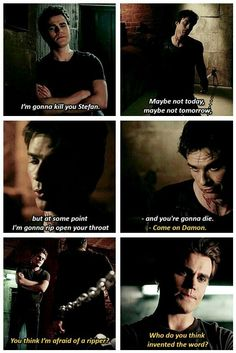 Stefan totally invented the word, have you seen his dark side? Its pretty damn dark.
