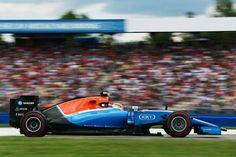 マノー:パスカル・ウェーレインが17位 / F1ドイツGP  [F1 / Formula 1]