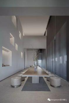 Liang Jianguo: Kaifeng fairy floor design - the design of wrist [wrist case] Living Room Modern, Living Room Designs, Asian Inspired Decor, Feature Wall Design, Installation Architecture, Zen Room, Space Interiors, Floor Design, Modern Luxury
