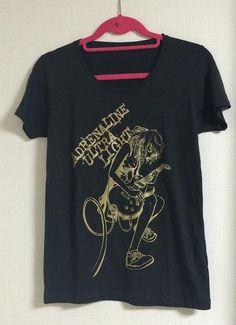 レディースTシャツ詳細  ( 綿50%、ポリエステル50% 3.8oz ) レディースXS (着丈:63cm身幅:42cm) レディースS  (着丈:65cm...|ハンドメイド、手作り、手仕事品の通販・販売・購入ならCreema。