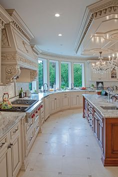 We are designers and manufacturers of high-end custom kitchens and interior woodwork Kitchen Room Design, Luxury Kitchen Design, Home Decor Kitchen, Elegant Kitchens, Luxury Kitchens, Beautiful Kitchens, Latest House Designs, Kitchen Cabinet Styles, Luxury Homes Dream Houses