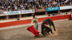 Bullfighting at Plaza de Toros Monumental de Tijuana