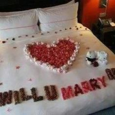 if you propose to me, you'd better be using proper spelling, grammar, and punctuation.