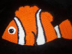 It's a nemo hat!!!!