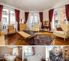 2 Bedroom Apartment Rental   Paris   Rue De La Faisanderie