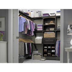 Shop allen + roth Expandable Closet Pole at Lowes.com