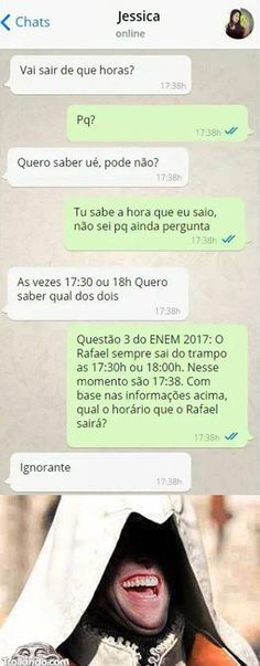 Trollando a Jessica no WhatsAPP Why God Why, Memes Status, Top Memes, Hair Images, Just Smile, Wtf Funny, Funny Humor, Funny Posts, Funny Blogs