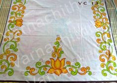 VC 25      VC 13      VC 16      VC 31     VC 44     VC 4 Saree Painting Designs, Fabric Paint Designs, Kerala Mural Painting, Madhubani Painting, Homemade Valentines Day Cards, Mural Art, Murals, Hand Painted Sarees, Indian Folk Art